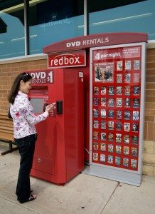 Why I rent Movies From Redbox