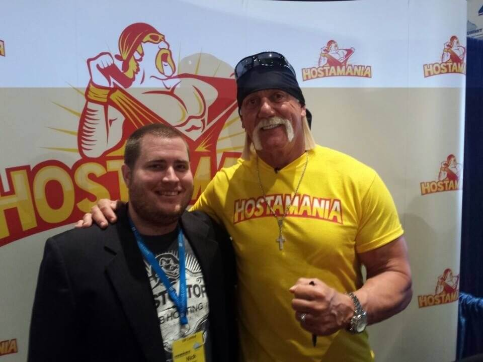 Hulk Hogan ASW14 Hostamania